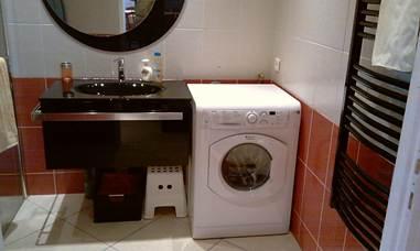 meuble cache lave linge appareils m nagers pour la maison. Black Bedroom Furniture Sets. Home Design Ideas